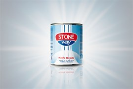 Клей полиэфирный Solido Stoneway Neutro (светло-бежевый, густой) 1,2кг Tenax