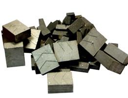 Алмазные сегменты для корпусов дисков