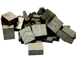 Напайка алмазных сегментов (восстановление корпусов)