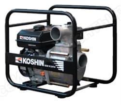 Мотопомпа для загрязненной воды KOSHIN SEV-80 X - фото 4061