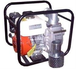 Мотопомпа для загрязненной воды KOSHIN STH-80 X - фото 4066