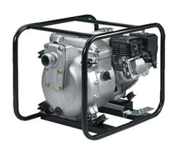 Мотопомпа для сильнозагрязненной воды Koshin KTH-80 X - фото 4069