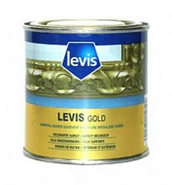 Краска LEVIS gold БЕЛ 250 мл - фото 4600