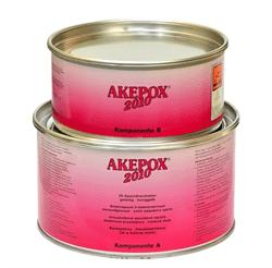 Клей эпоксидный Akepox 2010 A+B 450г Akemi (10616) - фото 4668