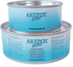 Клей эпоксидный Akepox 2020 2,0+1,0 кг. Akemi (10620) - фото 4669