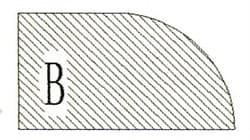 Фреза алмазная профильная B гранит/мрамор вакуумное спекание Diam-S - фото 4742