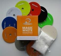 Набор для полировки Tech-nick Magic White - фото 5262