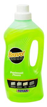 Очиститель Bravo Pavimenti (нейтральный) Tenax - фото 7432