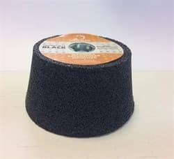 Шарошка бакелитовая конусная М14 (100/80*50) Black TECH-NICK - фото 7631
