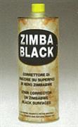 Покрытие защитное Zimbablack 1л (затемняющий эффект)  Federchemicals