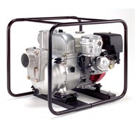 Мотопомпа для сильнозагрязненной воды Koshin KTH-100 X