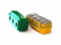 Ласточкин хвост алмазный 142х20 №30 зеленый LineSharp VSN