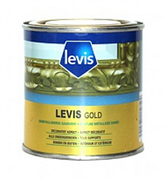 Краска LEVIS gold БЕЛ 250 мл