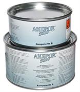 Клей эпоксидный Akepox 5010 1,5+0,75 кг Akemi