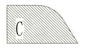 Фреза алмазная профильная C гранит спечная Diam-S