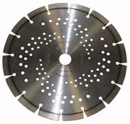 Диск TECH-NICK EURO Leader Ø 125 2,2/9,0/22,2 мм сегментный, перфорированный, по граниту