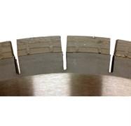 Диск TECH-NICK SPEC-U Ø 600(факт Ø620) 3,6/ ( 90  60   50 ) мм сегментный по граниту