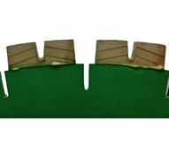 Диск TECH-NICK SPEC-A Ø 620 3,6/90/60/50 мм сегментный по граниту