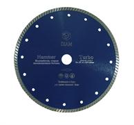 Диск DIAM Hammer Турбо по железобетону