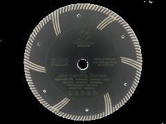 Диск TECH-NICK EURO STANDART Ø 230 2,8/9,0/22,23 мм турбо по граниту