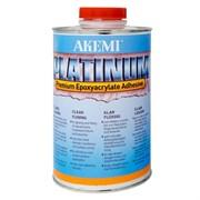 Клей жидкий эпоксидно-акриловый Platinum AKEMI, 900 мл (10726)