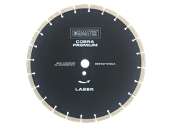 Диск DIAMASTER Premium COBRA сегментный по железобетону