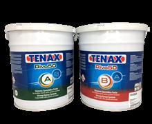 Клей эпоксидный Rivo-50 (бежевый, густой) 4+4л Tenax