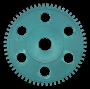 Фреза дисковая/обнижающая Ø350 #30/40 FEIYAN